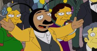 Eric López debuta como la nueva voz del Hombre Abeja en Los Simpson