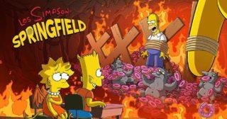 Nuevo evento en Los Simpson: Springfield - Casa-árbol del terror XXXI