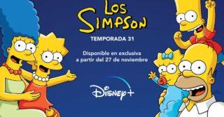Disney+ España anuncia fecha para la temporada 31 de Los Simpson