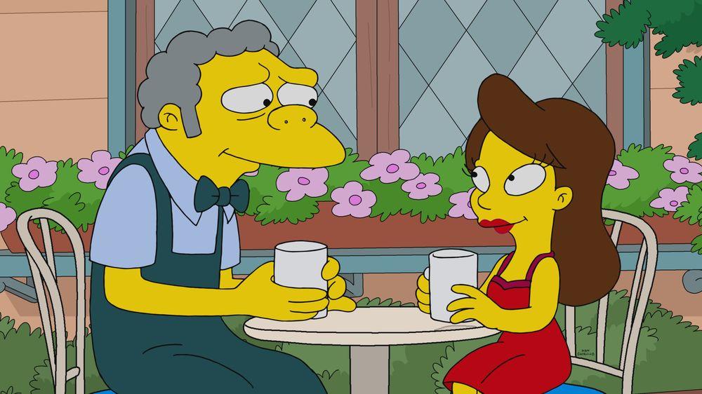 """Los Simpson - Temporada 33 - """"The Wayz We Were"""""""