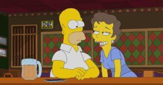 Estreno de Los Simpson en Norteamérica: «The 7 Beer Itch» (32x05)