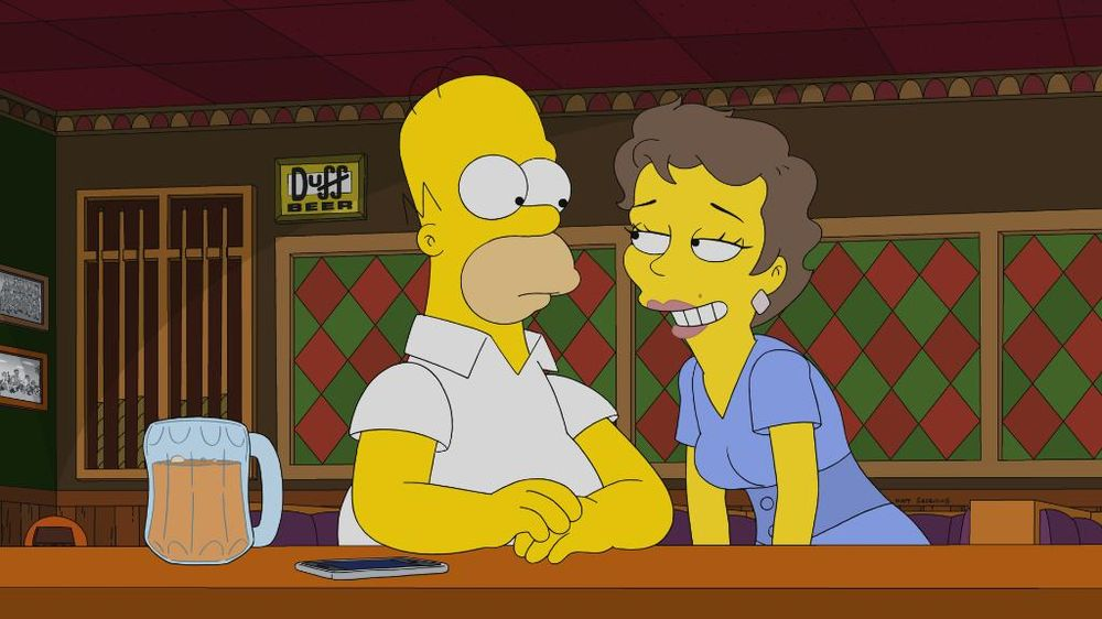 """Los Simpson - Temporada 32 - """"The 7 Beer Itch"""""""