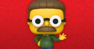 Se anuncia una nueva Funko Pop! de Los Simpson: Ned Flanders
