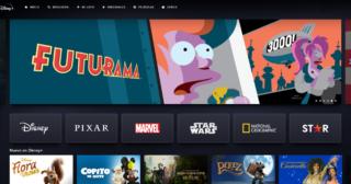 ¡Futurama llega a Disney+ España!