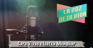 Especial Los Simpson del podcast La Voz De Tu Vida con Sara Vivas e Isatxa Mengíbar