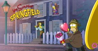 Nuevo evento en Los Simpson: Springfield - El Amor Y La Guerra