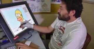 Ha fallecido Edwin Aguilar, animador de Los Simpson