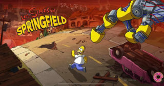 Nuevo evento en Los Simpson: Springfield - La rebelión de los robots