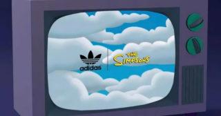Disponible en España la colección de ropa de Los Simpson de Adidas
