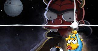 Los Simpson, nominada a dos premios Emmy 2021