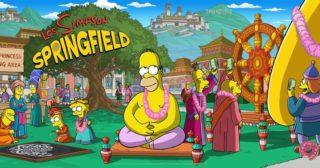 Nuevo evento en Los Simpson: Springfield - Springfield Iluminada
