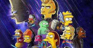 Estreno de Los Simpson en España: El corto La Buena, El Malo Y Loki, ya disponible en Disney+