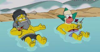 Ha fallecido Jackie Mason, estrella invitada en Los Simpson