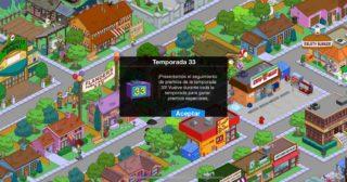 Los Simpson: Springfield presenta el seguimiento de premios de la temporada 33