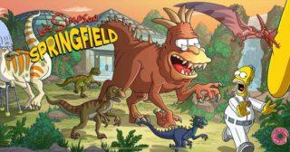Nuevo evento en Los Simpson: Springfield - Casa-Árbol Del Terror XXXII