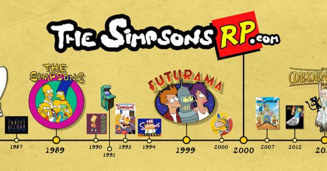 ¡thesimpsonsrp.com cumple 21 años!